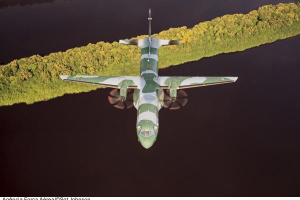 Acordos asseguram uso de aeronaves da FAB em missões voltadas à fiscalização ambiental