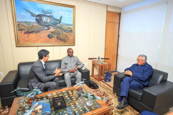 Dirigentes de órgão internacional destacaram a importância do Brasil no cenário global