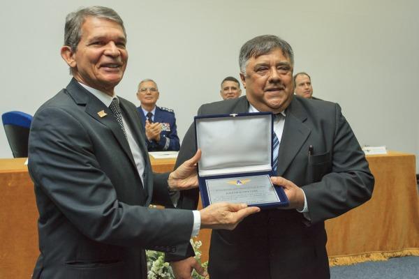 Ministro da Defesa e Comandante da FAB compareceram à cerimônia