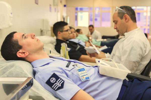 Comando-Geral do Pessoal da Força Aérea Brasileira realiza campanha em todo o país