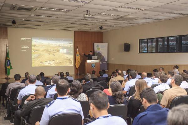Forças Armadas e representantes de órgãos do Governo Federal participaram do evento