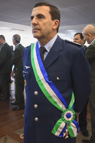 Tenente-Brigadeiro do Ar Carlos de Almeida Baptista Junior: membro nato da Ordem