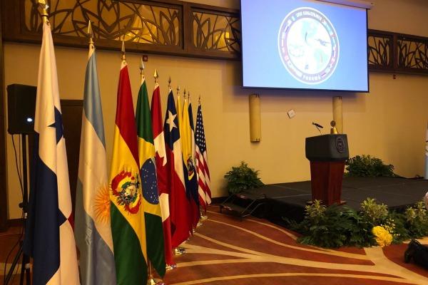 Evento ocorre na Cidade do Panamá até sexta-feira (22)