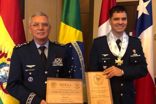 Evento reúne 20 países e tem como objetivo estreitar laços com as Forças Aéreas do continente americano