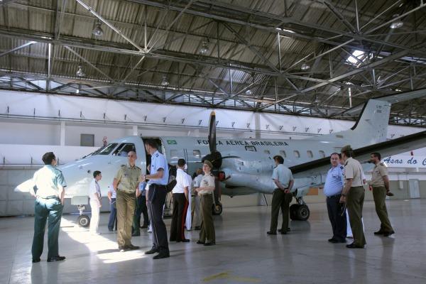 Objetivo foi promover o intercâmbio acadêmico entre as Instituições Militares