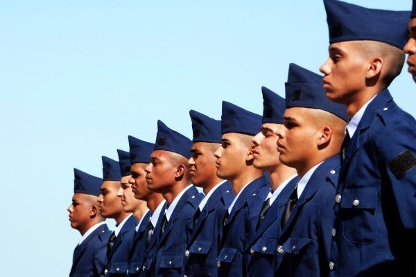 Veja como foi a solenidade nas Unidades da Força Aérea Brasileira