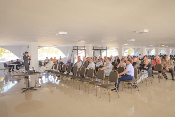 Evento reúne em Brasília militares reformados e da reserva da FAB
