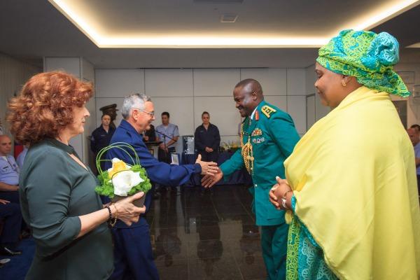 Cerimônia aconteceu nesta quarta-feira (04/07) em Brasília (DF)