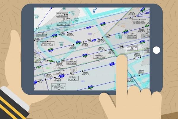 A partir do dia 19 de julho, informações aeronáuticas do DECEA não serão mais impressas