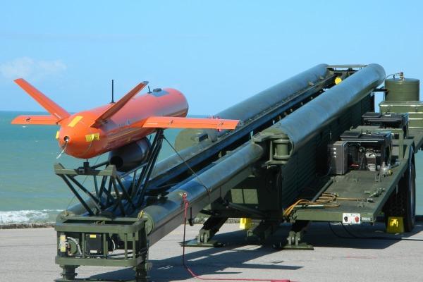 Sistema Diana é formado por Aeronave Remotamente Pilotada (ARP) de alta velocidade