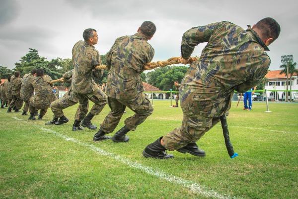 Alas e 1ª BDAAE participam de exercício operacional promovido pelo COMPREP