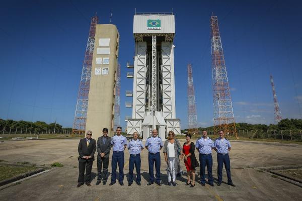 A Diretora do Escritório das Nações Unidas para Assuntos do Espaço Exterior está no país a convite do Comando da Aeronáutica, com o intuito de fomentar parcerias internacionais na área espacial