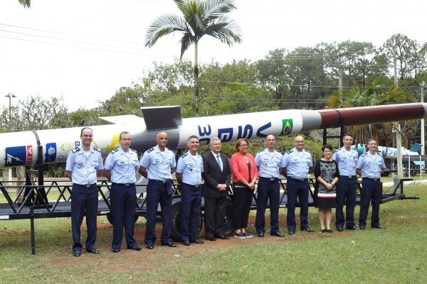 Diretora do UNOOSA, organização da ONU voltada para o espaço, conheceu o polo aeroespacial de São José dos Campos