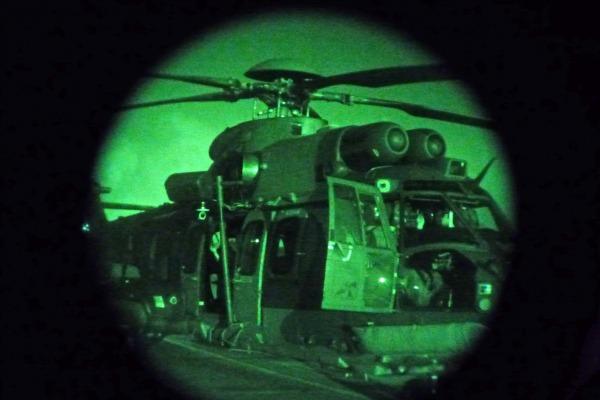 Dispositivo aumenta em até 10 mil vezes a luminosidade e auxilia em missões de busca e salvamento