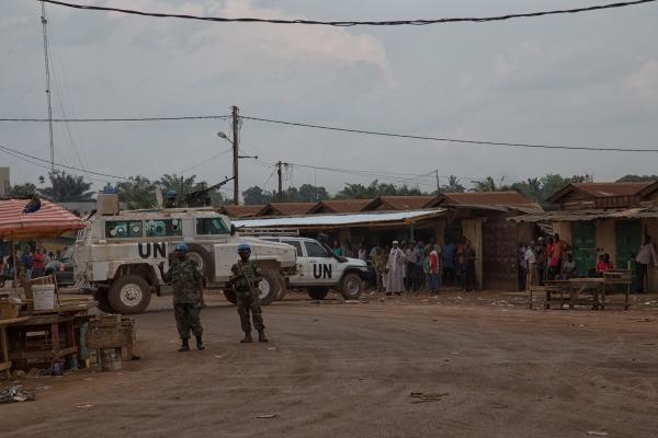 O oficial da FAB irá auxiliar as Forças Armadas do país africano