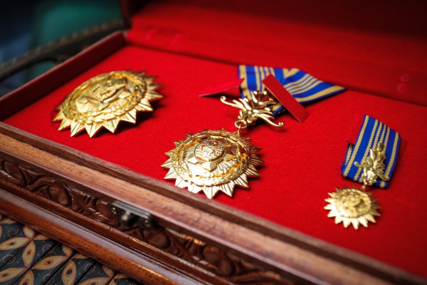 "Ordem do Mérito Estrela ""Swa Bhuwana Paksa Utama"""