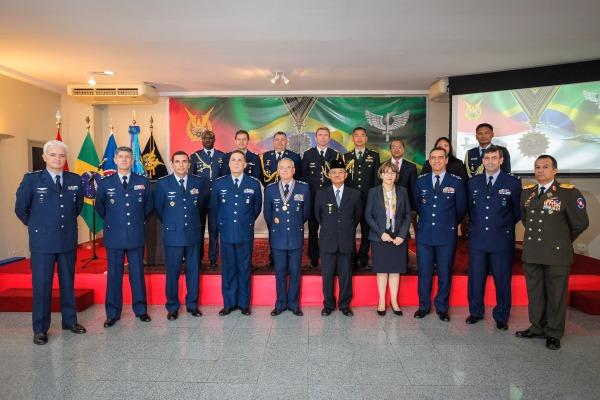 Cerimônia ocorreu na Embaixada da Indonésia, em Brasília