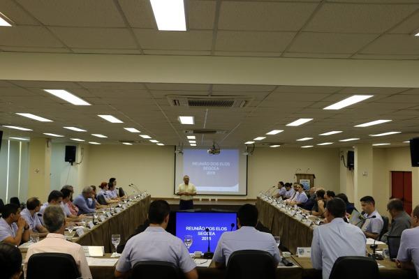 Um dos objetivos foi apresentar as atividades de segurança operacional realizadas pelas Unidades