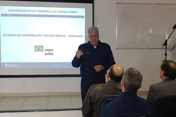 Objetivo foi definir o plano de atividades que visam o compartilhamento de experiências operacionais e conhecimento técnico-operacional entre os dois países