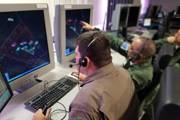 Exercício aumenta a capacidade operacional por meio da simulação de cenários em combate