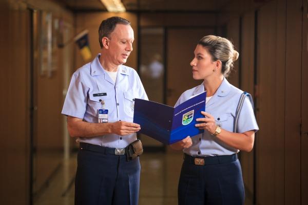 CENCIAR é o órgão central do Sistema de Controles Internos da Aeronáutica