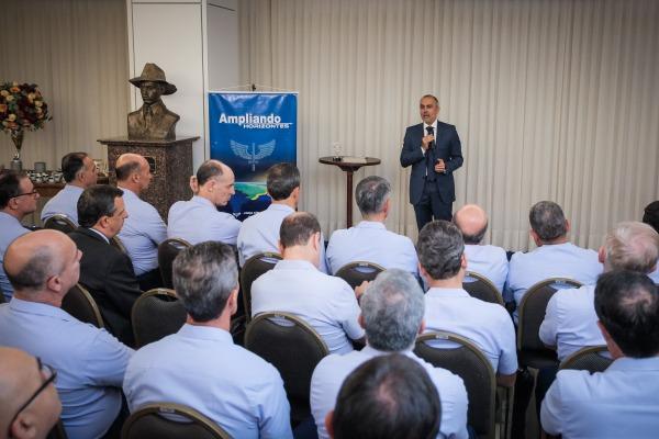 Temas ligados à atual conjuntura da América do Sul foram debatidos na palestra
