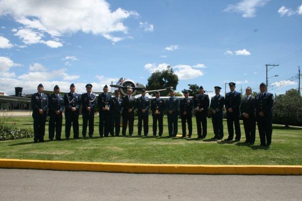 Força Aérea Colombiana realizou o 10º Seminário Internacional de Doutrina  Aérea e Espacial 3805851d8e406