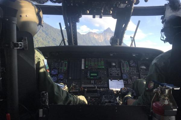 Objetivo foi adestrar e readaptar as tripulações ao voo e à operação em altitude