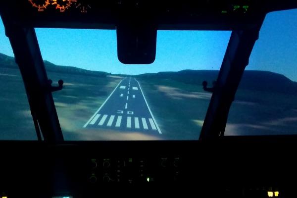 Objetivo é treinar pilotos para que seja retomada a operacionalidade no local