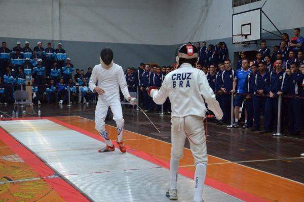 A competição ocorreu na sede da Escola Preparatória de Cadetes do Exército em Campinas (SP)