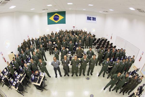 No encerramento, militares avaliaram os resultados alcançados e as lições aprendidas