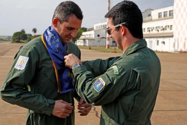 Esquadrilha conta em seu time com 13 pilotos em sete posições de voo