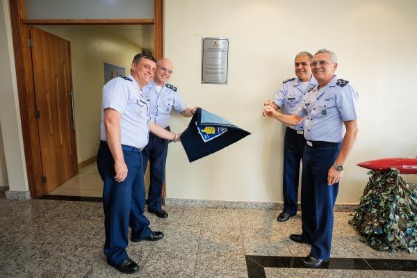 Sede passa a ser primeiro aquartelamento da FAB sob responsabilidade do quadro de Infantaria