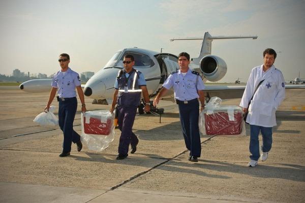 Unidade conta com a Central Nacional de Transplantes em seu Salão Operacional para gerir a logística de distribuição