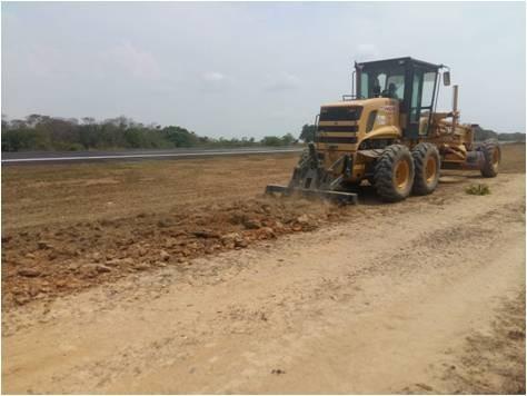 Em Roraima, recuperação de pista promove apoio ao Exército Brasileiro e aos indígenas Yanomami