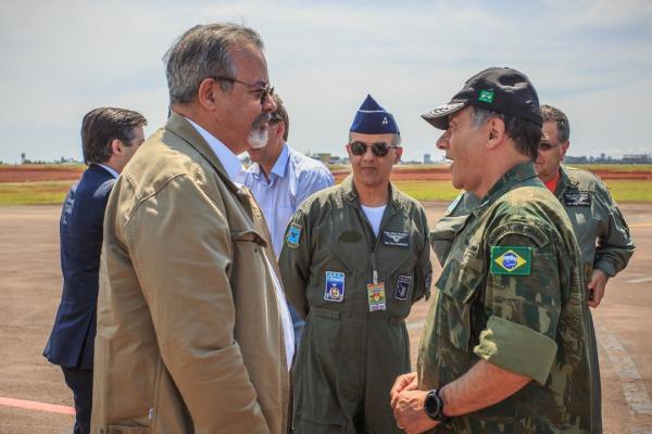 3.500 km de fronteira fechada por Operação Conjunta das Forças Armadas