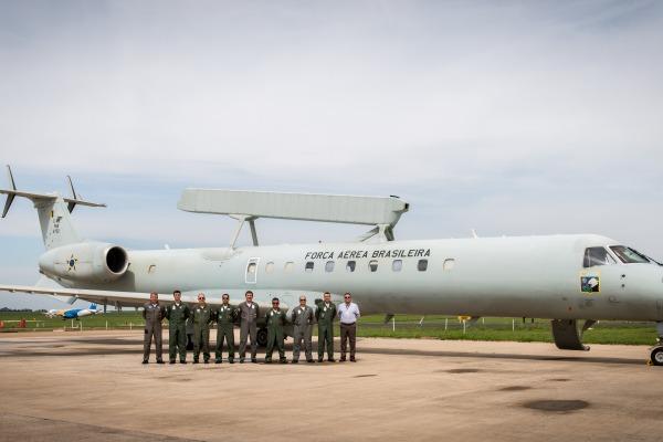 Projeto de modernização da Força Aérea prevê a atualização dos sistemas das aeronaves E-99