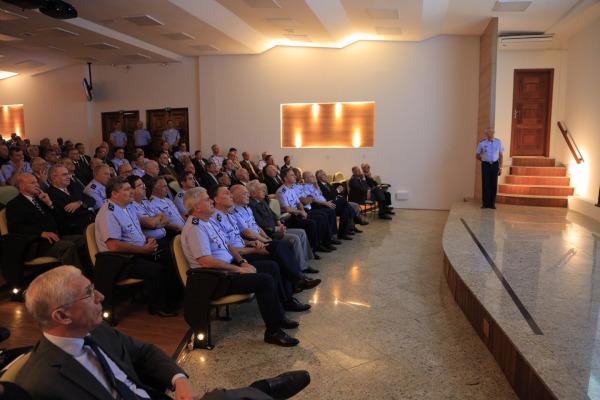 Palestras foram realizadas em São Paulo, Rio de Janeiro e Brasília