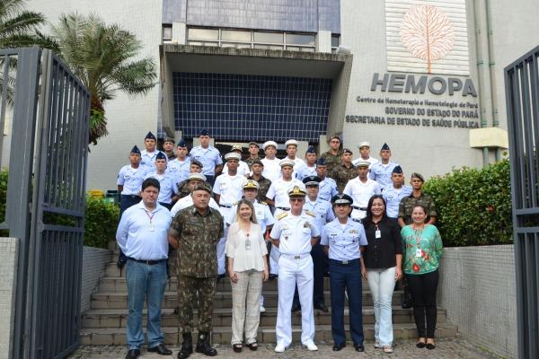 A campanha foi realizada para garantir a manutenção dos estoques da rede hospitalar durante as festividades do Círio de Nazaré