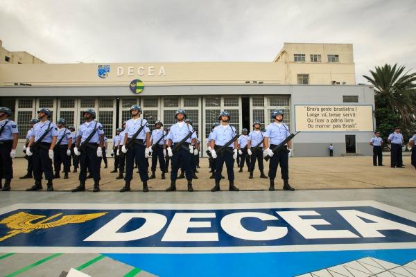Durante o evento, militares e civis foram agraciados com o Destaque Operacional do DECEA