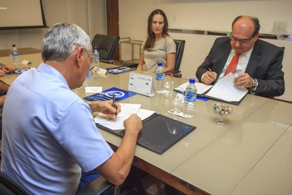 Além da Portaria Conjunta entre os órgãos também foi assinado o Protocolo de Compromisso