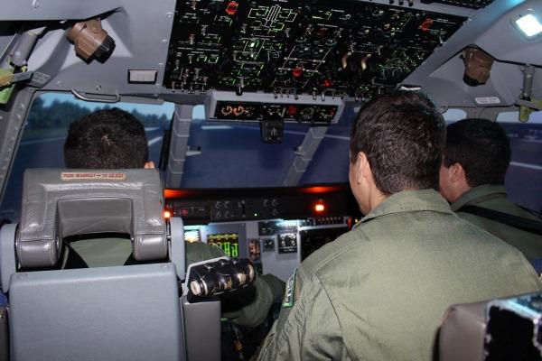 Esquadrão Arara realiza treinamento para a Cruzex