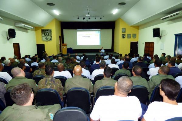 Ala 12 recebeu apresentação sobre Graduado-Master em setembro