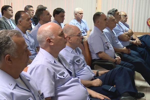 Oficiais-generais da FAB participaram do evento