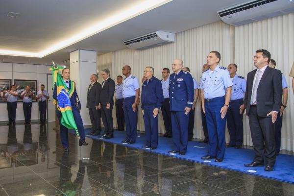 Evento em Brasília reconheceu personalidades civis com o título de Membro Honorário da Força Aérea Brasileira