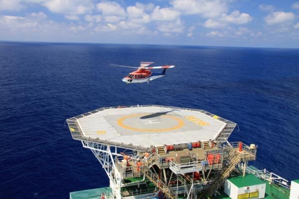 Somente helicópteros equipados com a tecnologia ADS-B serão autorizados a partir de 8 de novembro