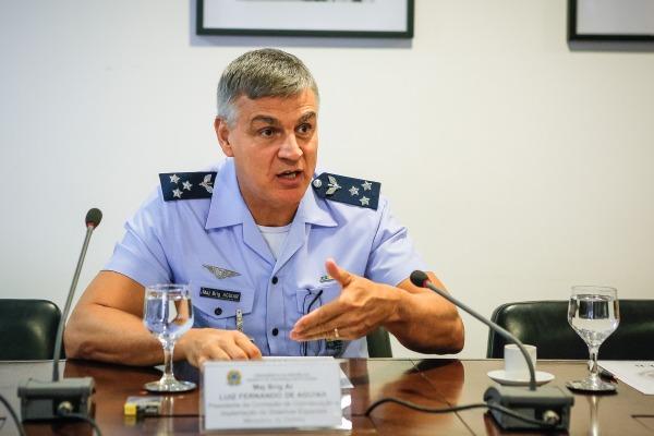Major-Brigadeiro Aguiar ressaltou a importância das reuniões