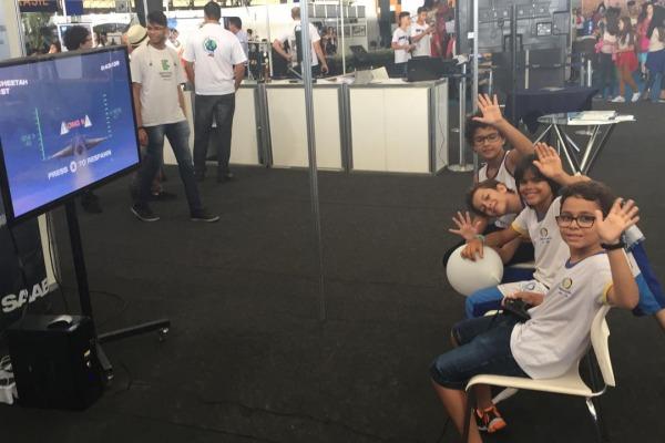 Evento acontece até o próximo domingo (21/10) em Brasília (DF)