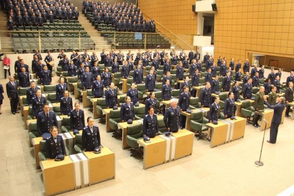 Foram realizadas cerimônias em São Paulo (SP), em Pernambuco (PE) e no Rio de Janeiro (RJ)
