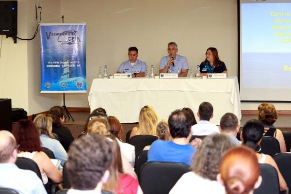 Evento reuniu cerca de 100 participantes, entre controladores de tráfego aéreo, pilotos, professores e pesquisadores